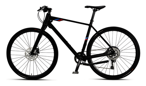 BMW Genuine M Bike Frozen/Matt Black