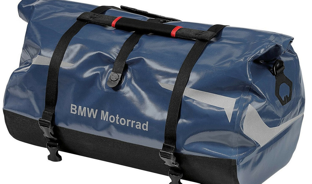 BMW Genuine Motorrad Waterproof Duffle Tail Bag