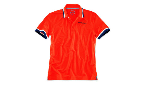 BMW GENUINE MEN'S GOLFSPORT POLO SHIRT