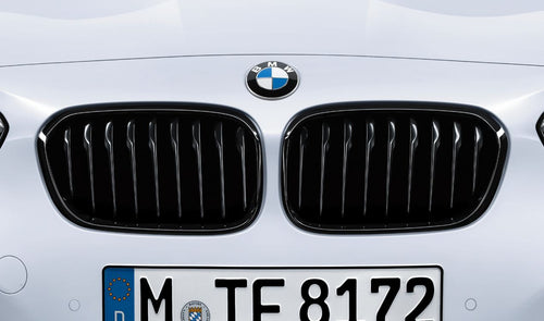 BMW Genuine M Performance Black Grilles