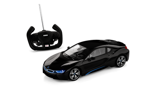 BMW Genuine Miniature i8 RC Car