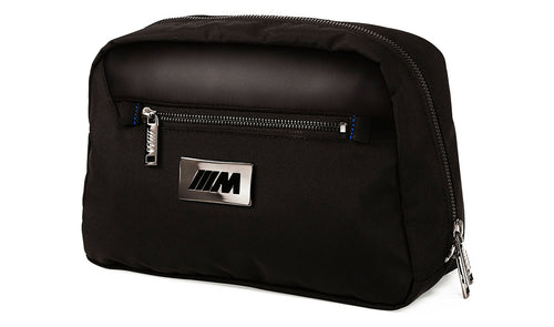 bmw m wash bag black