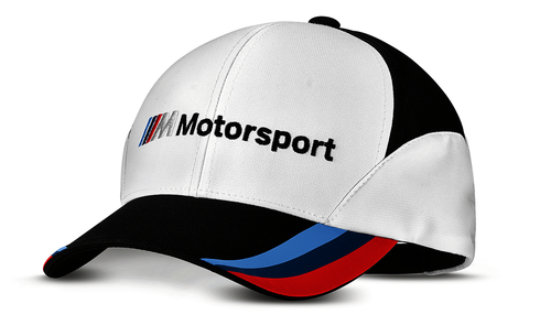 BMW Genuine M Motorsport Fan Cap