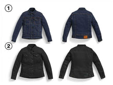 Load image into Gallery viewer, bmw motorrad roadcrafted denim jacket 2020