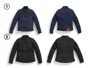 bmw motorrad roadcrafted denim jacket 2020