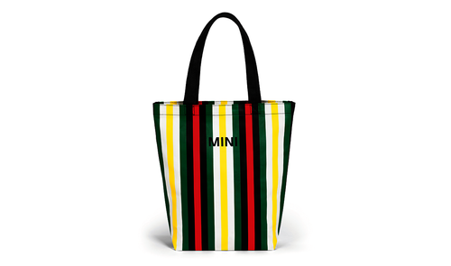 MINI Genuine Striped Tote Bag
