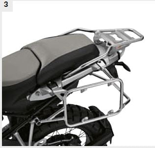 BMW GENUINE MOTORRAD TOP BOX RACK