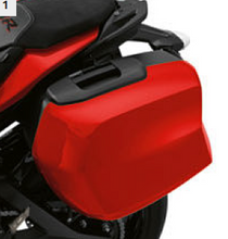 Load image into Gallery viewer, BMW GENUINE MOTORRAD TOURING PANNIER