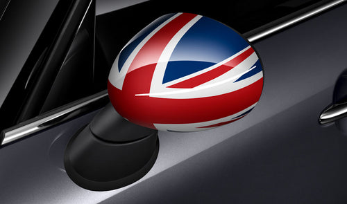 MINI Genuine Wing Mirror Caps
