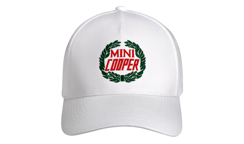 MINI Genuine Vintage Logo Cap