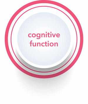 The Memory Health supplement is clinically proven to support cognitive function