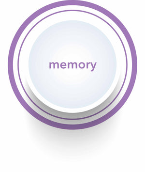 The Memory Health supplement is clinically proven to support memory