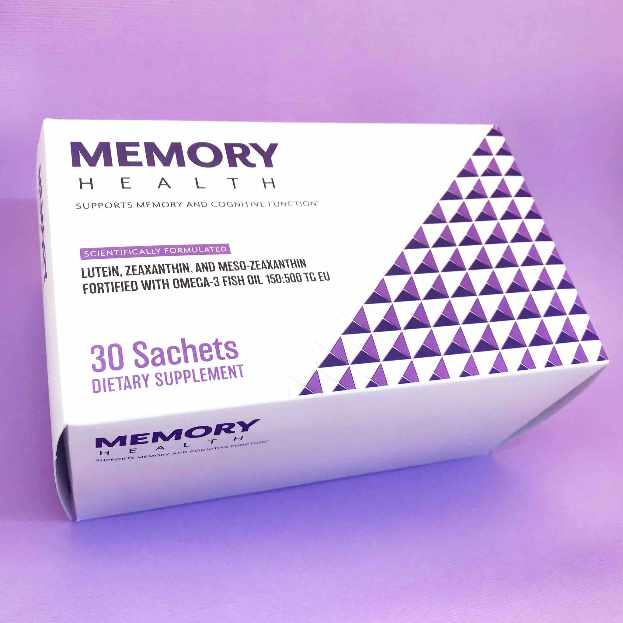 Memory Health Brain Health Vitamin