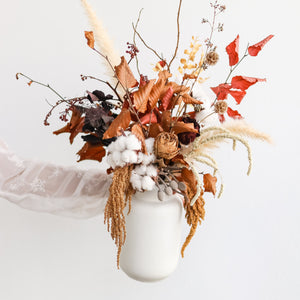 Autumn, Centerpiece - Kesed creates