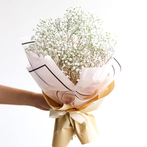 Baby's breath, Bouquet - Kesed creates
