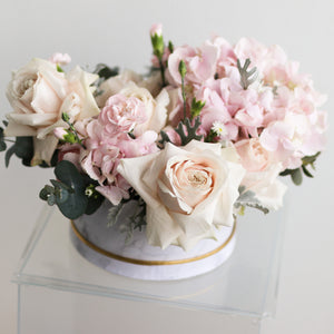 Floral box - Kesed creates