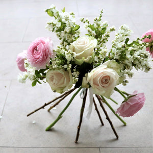 Bridal bouquet (basic), Weddings - Kesed creates