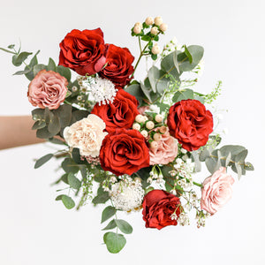 Bridal bouquet (regular), Weddings - Kesed creates