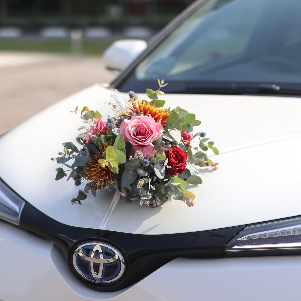 Bridal car, Weddings - Kesed creates