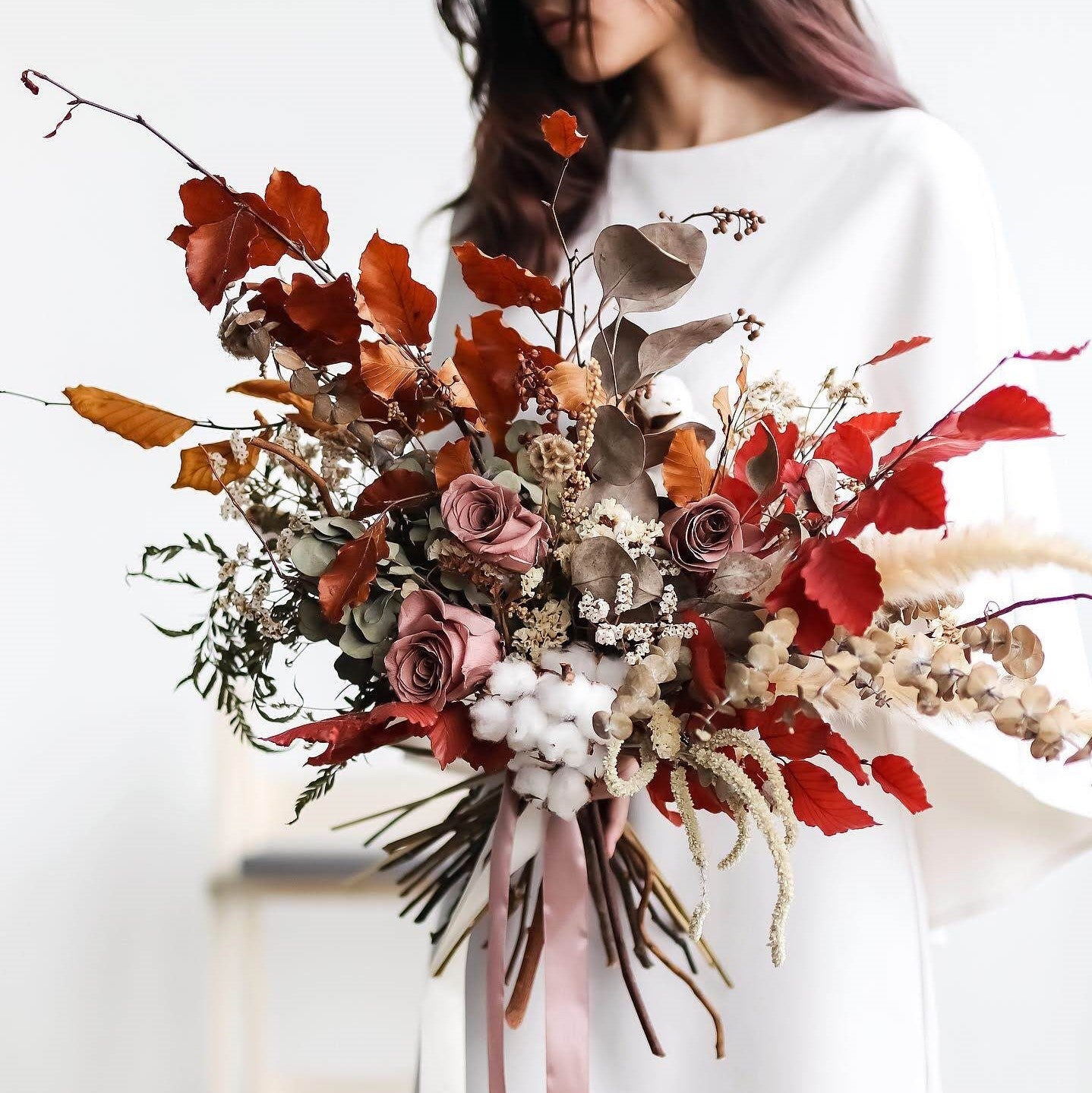 Bridal bouquet (dried) - Kesed creates