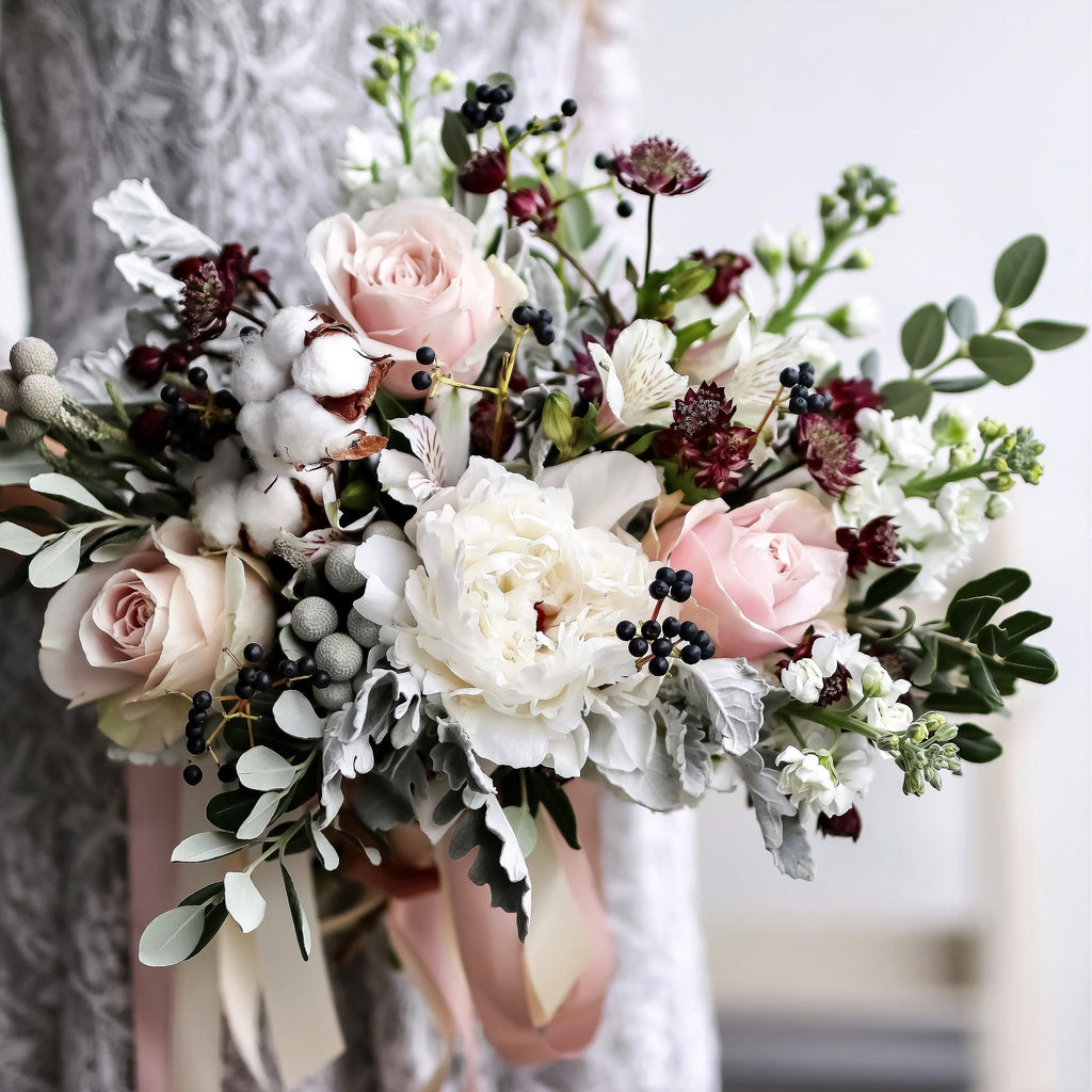 Bridal bouquet (premium), Weddings - Kesed creates