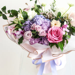 Hydrangea (bespoke), Bouquet - Kesed creates