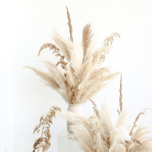 Pampas, Centerpiece - Kesed creates