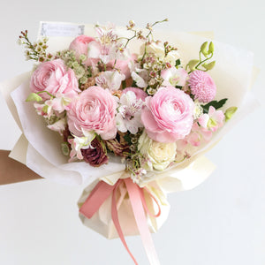 Ranunculus, Bouquet - Kesed creates