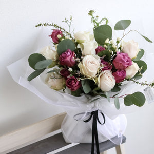 Roses, Bouquet - Kesed creates