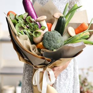 Veggie bouquet - Kesed creates