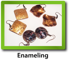 Enamel Jewelry Classes