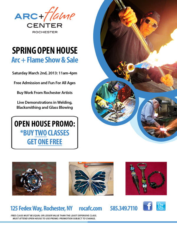 Spring Show & Sale at RocAFC