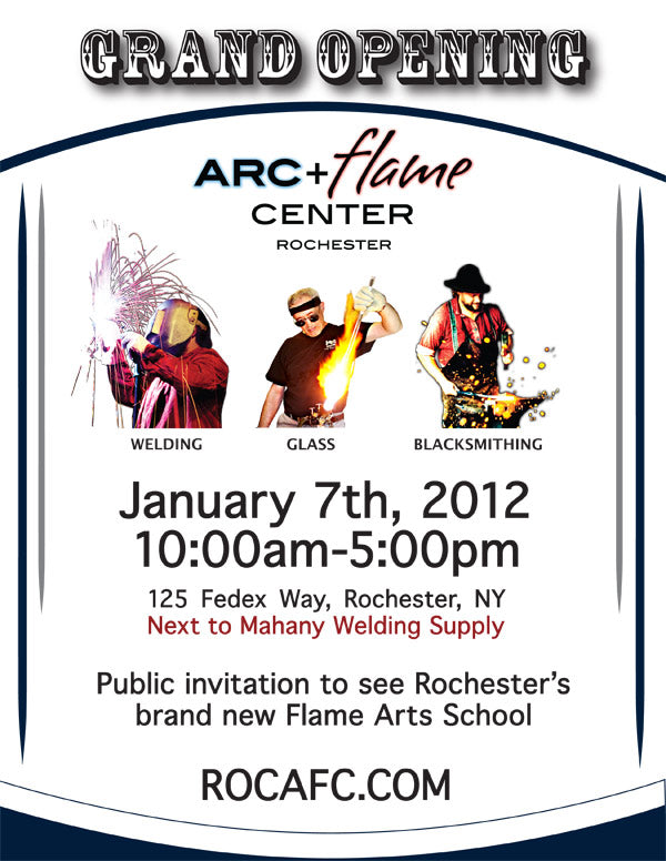 RocAFC Grand Opening!