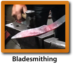 Bladesmithing Classes