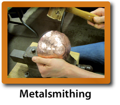 Metalsmithing Classes