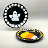Glass Fusing Sampler | Halloween Plate | Arc and Flame Center