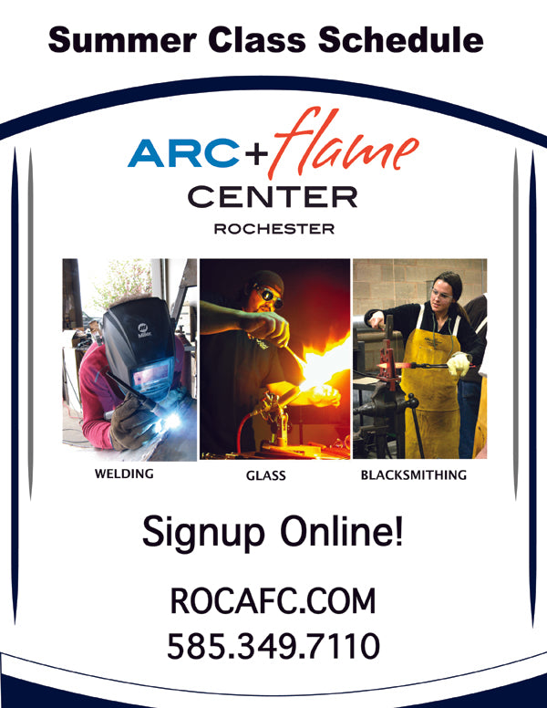 RocAFC Summer Classes
