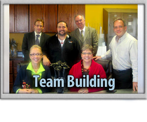 Corporate Team Building| Rochester Arc & Flame Center