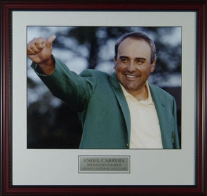 Angel Cabrera Green Jacket