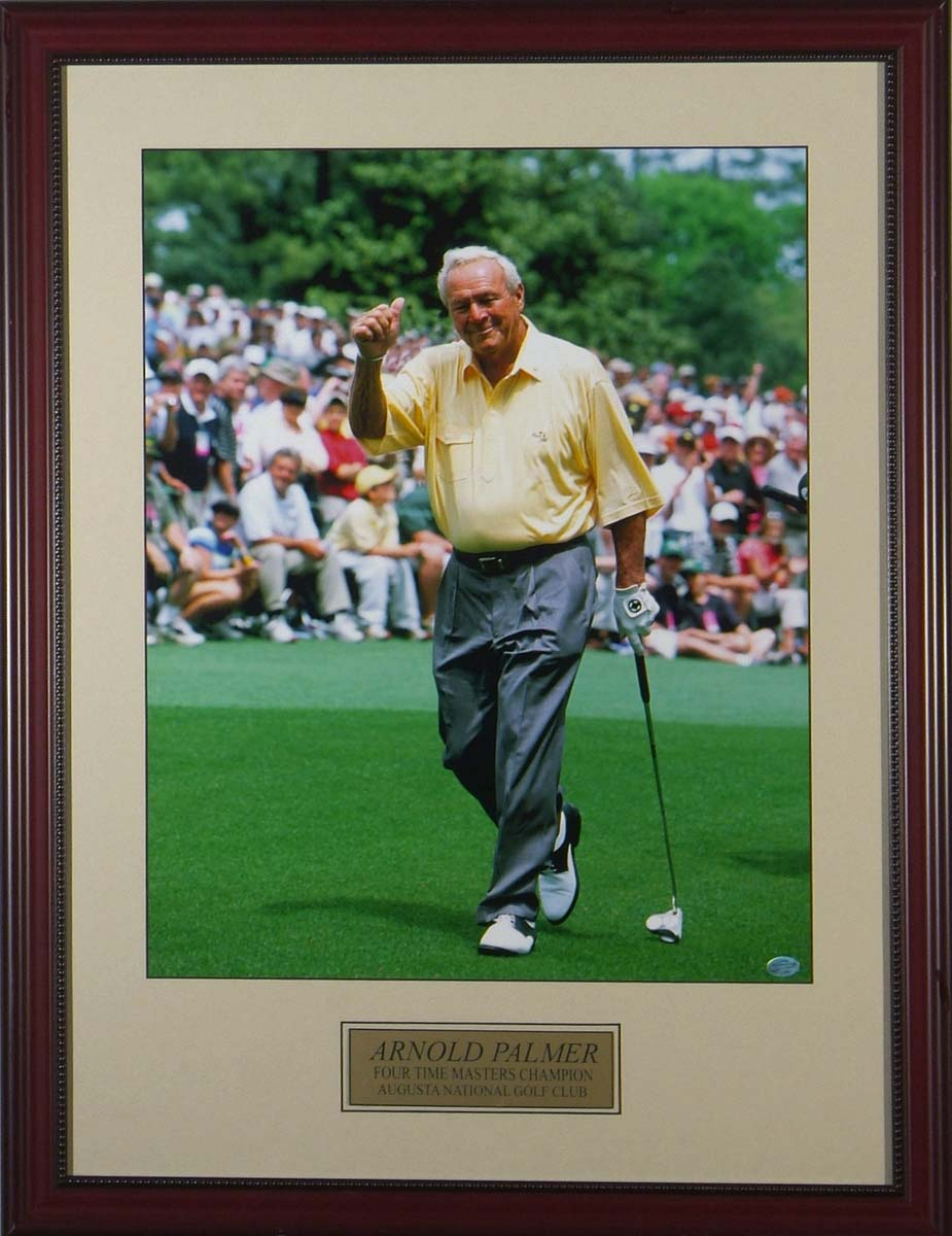 Arnold Palmer Yellow Shirt
