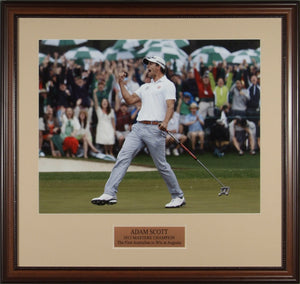 Adam Scott Champion Golf