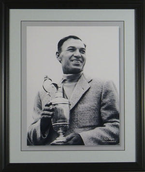 Ben Hogan 1953 British Open Trophy