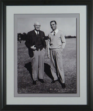 Ben Hogan & Don Ross
