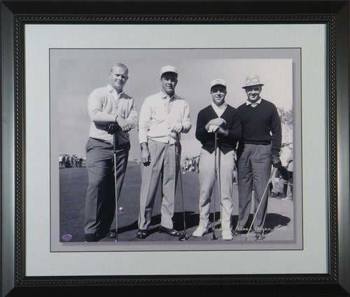 Nicklaus , Palmer , Player , Snead