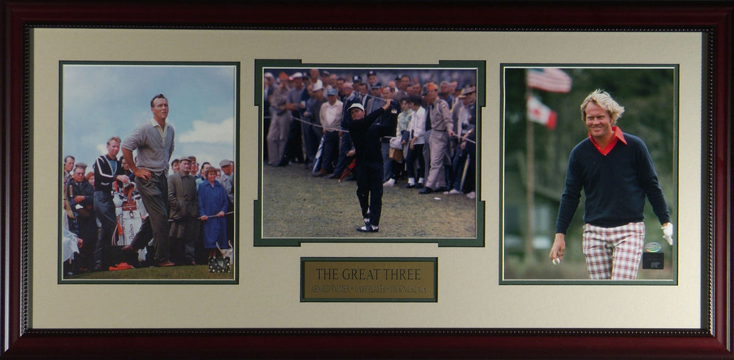 The Great Three Palmer Player Nicklaus