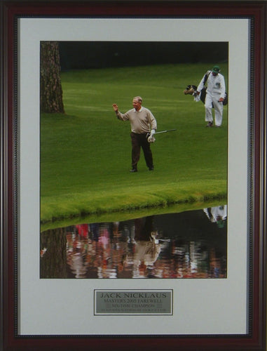 Jack Nicklaus Farewell