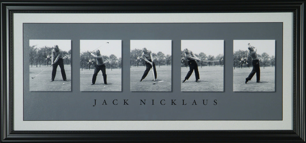 Jack Nicklaus Panoramic Strip