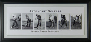 Legendary Golfers Panoramic