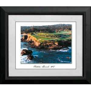 Pebble Beach Hole #7