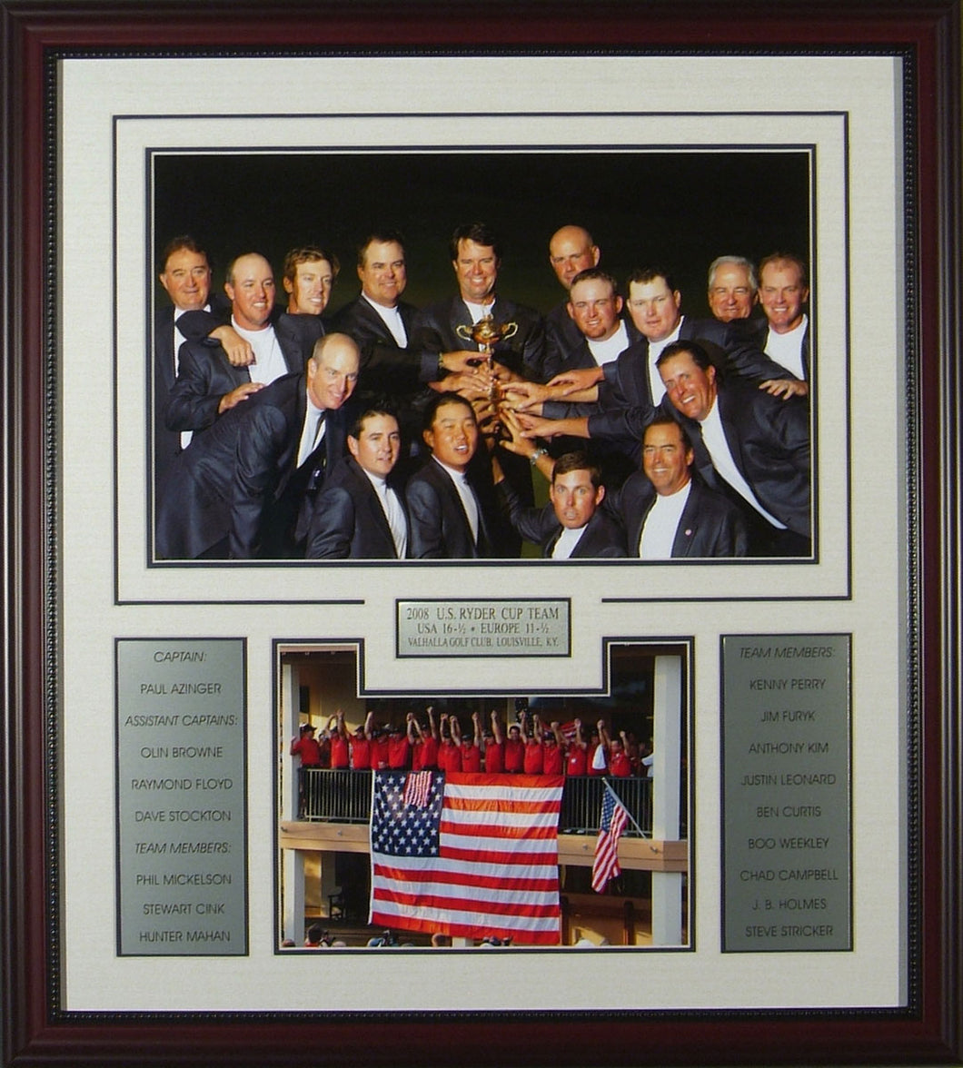 2008 US Ryder Cup Team